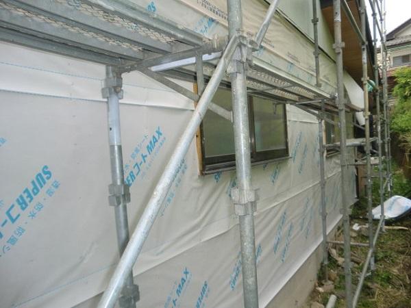 外壁 張り替え工事