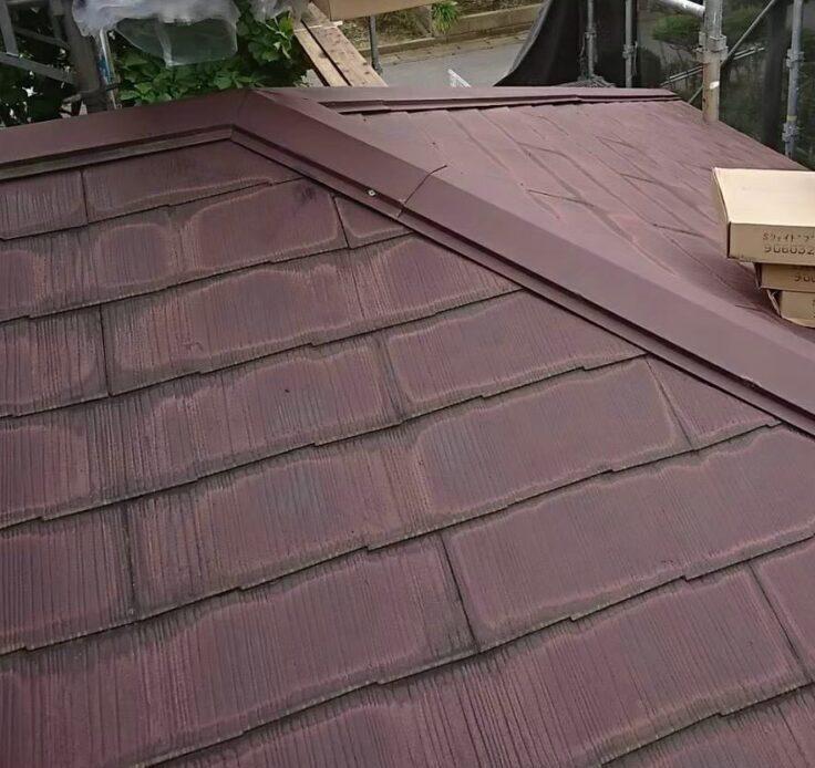施工前 屋根写真