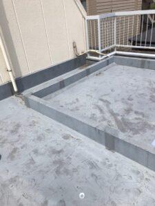 施工前 屋上