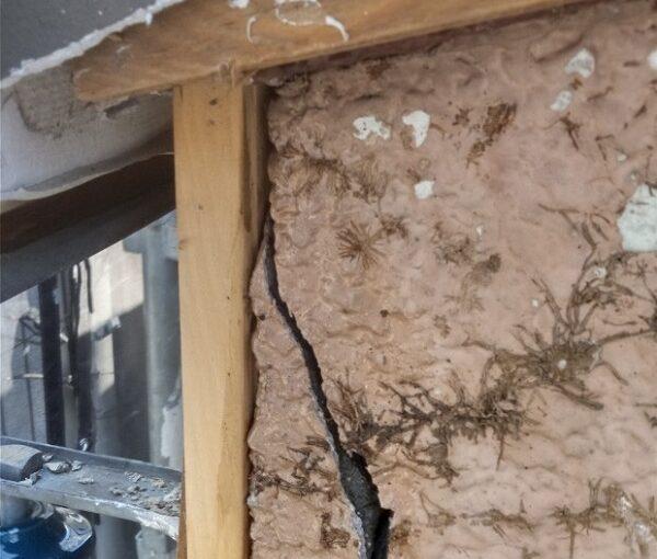 東京都葛飾区 I様邸 防水工事 外壁補修 外壁クラック シール補修 (23)