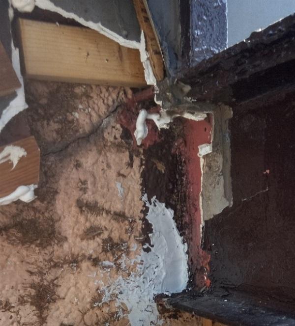 東京都葛飾区 I様邸 防水工事 外壁補修 外壁クラック シール補修 (22)