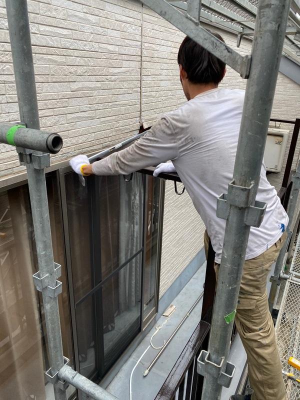 東京都葛飾区 I様邸 防水工事 外壁補修 雨漏りの恐ろしさ サイディングボード (2)