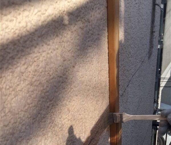 東京都葛飾区 I様邸 防水工事 外壁補修 外壁クラック シール補修 (11)