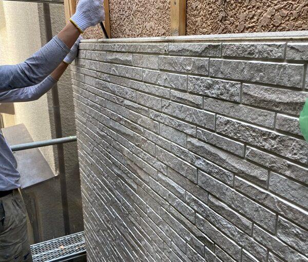東京都葛飾区 I様邸 防水工事 外壁補修 雨漏りの恐ろしさ サイディングボード (8)