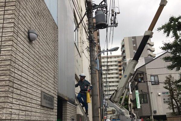 東京都台東区 ブロッケンビル改修工事 (1)