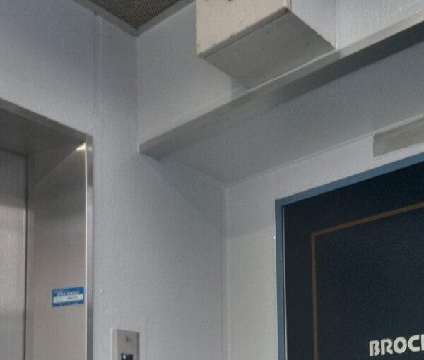 東京都台東区 ブロッケンビル改修工事 上塗り 塗装工事の工程 (5)