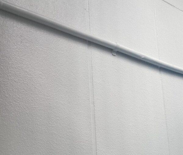 東京都台東区 ブロッケンビル改修工事 上塗り 塗装工事の工程 (6)