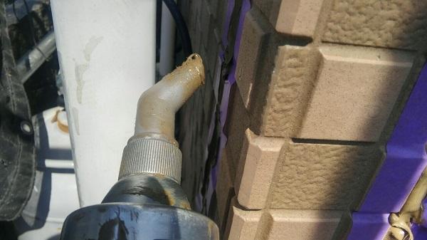 埼玉県八潮市 A様邸 屋根塗装・外壁塗装 下地処理 シーリング(コーキング)工事 (5)
