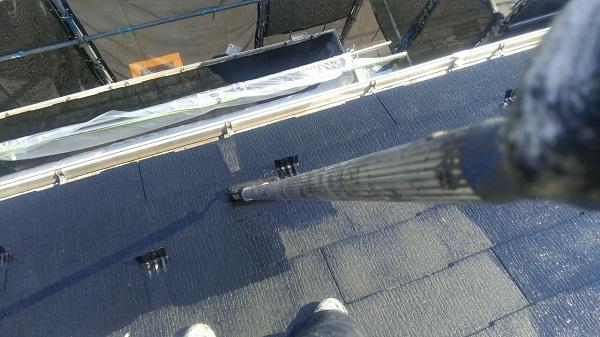 埼玉県八潮市 A様邸 屋根塗装・外壁塗装 メンテナンス時期の目安 屋根塗装の工程 (2)