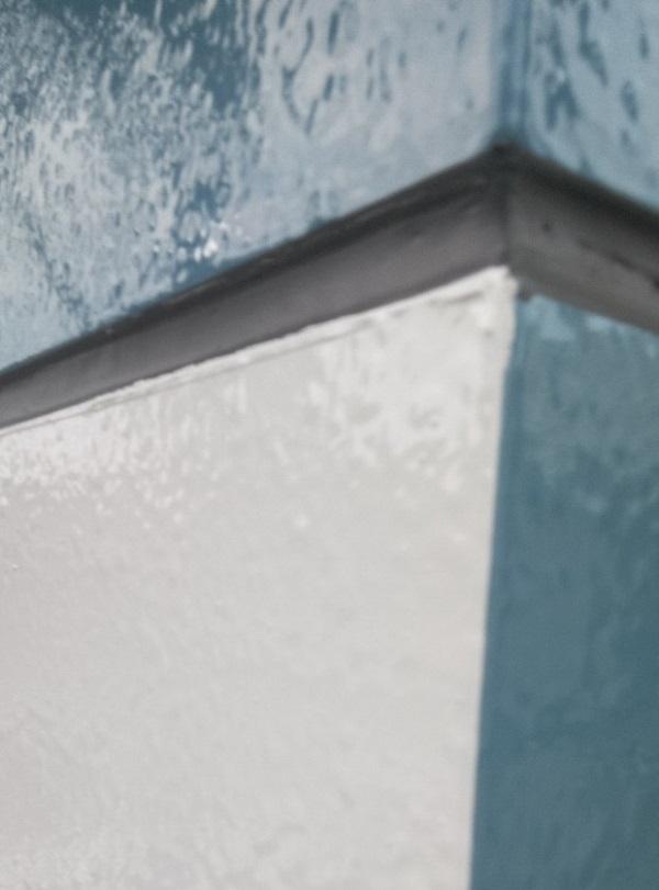 東京都台東区 ブロッケンビル改修工事 壁パネル塗装 (20)