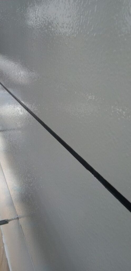 東京都台東区 ブロッケンビル改修工事 壁パネル塗装 (19)