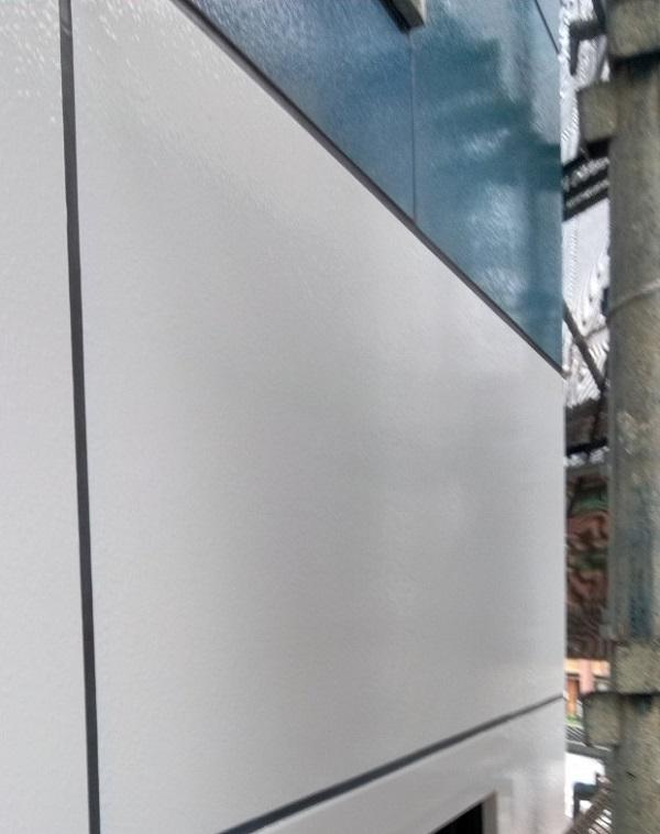東京都台東区 ブロッケンビル改修工事 壁パネル塗装 (21)