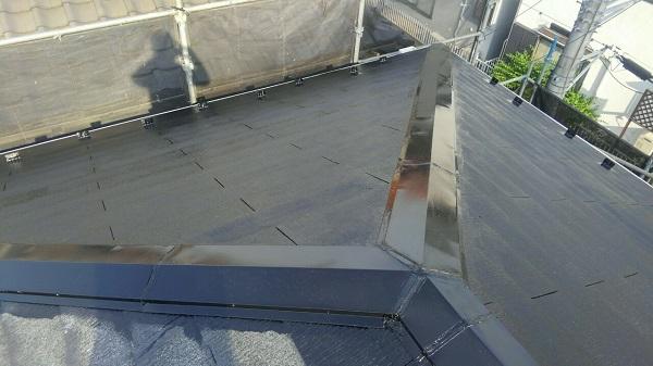 埼玉県八潮市 A様邸 屋根塗装・外壁塗装 メンテナンス時期の目安 屋根塗装の工程 (21)