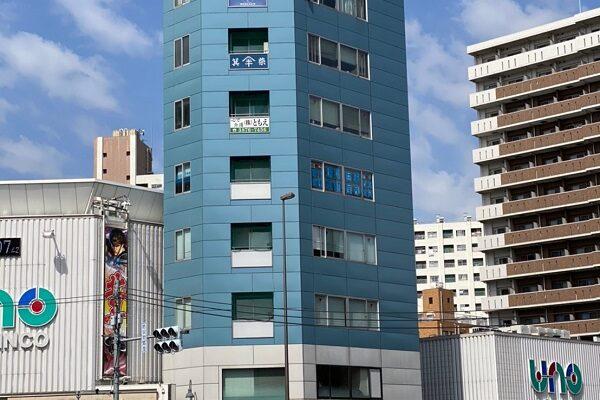 東京都台東区 ブロッケンビル改修工事 (12)