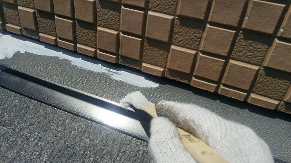 埼玉県八潮市 A様邸 屋根塗装・外壁塗装 メンテナンス時期の目安 屋根塗装の工程 (15)