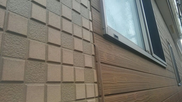 埼玉県八潮市 A様邸 屋根塗装・外壁塗装 下地処理 シーリング(コーキング)工事 (22)